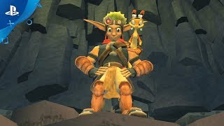 Jak and Daxter PS2 Classics - Launch Trailer | PS4