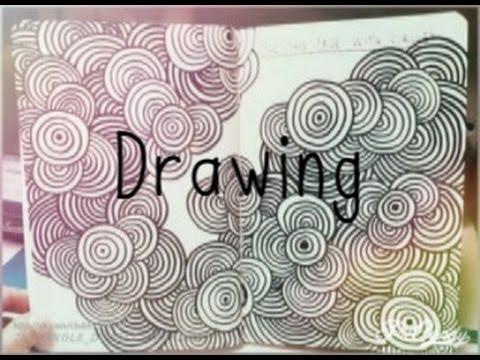 Дудлинг картинки для срисовки рисунки дудлинг