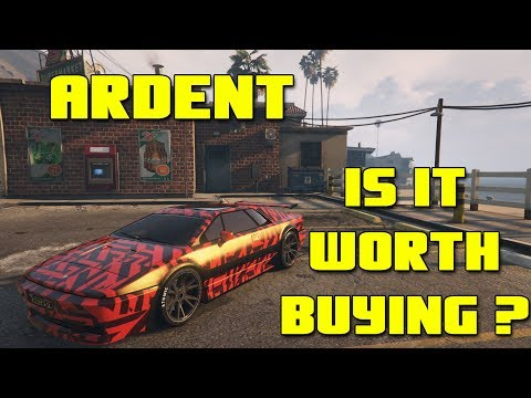 NEW OCELOT ARDENT : IS IT WORTH BUYING ? GTA5
