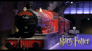 Hogwarts Express comes to Warner Bros. Studio Tour