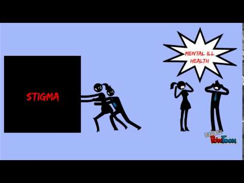 Stigma Reduction And Mental Health Youtube