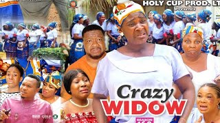 CRAZY WIDOW SEASON 8{NEW HIT MOVIE} - MERCY JOHNSON|2021 LATEST NNIGERIAN NOLLYWOOD MOVIE