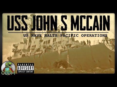USS John S McCain | Secret War | OBDM Podcast