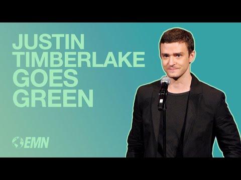 2011 Justin Timberlake Acceptance Speech 21st Annual EMA Awards