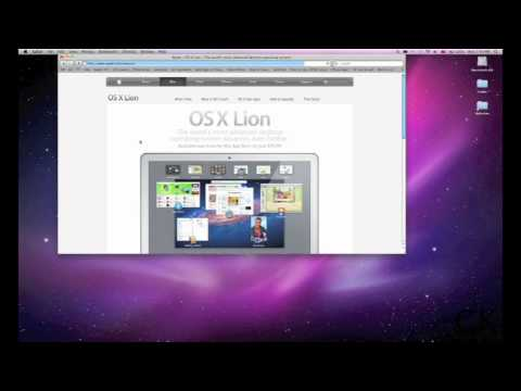 How To Download And Install OS X Lion On You Mac