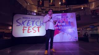 Manila Bulletin Sketch Fest 2017