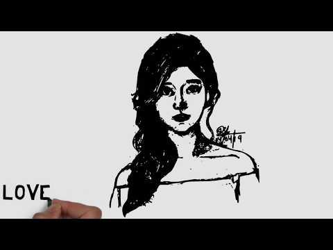 speed drawing twice-tzuyu