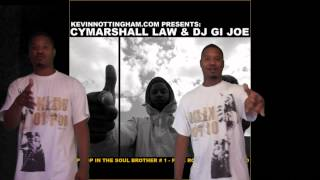 Cymarshall Law - Pete Rock Tribute Mix CD Freestyle