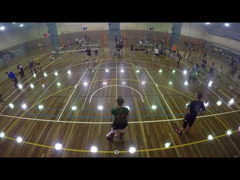 ADPL VIC | 2018 Round 2 | Women's Division | Riverstone Raptors vs Endeavour Hills Eagles