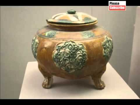 Ancient Chinese Porcelain Tang Dynasty | Decorative Picture Set Of Rare & Beautiful Arts