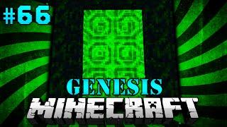PORTAL ins UNBEKANNTE?! - Minecraft Genesis #066 [Deutsch/HD]