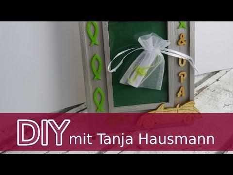 Anleitung Konfirmationsgeschenk / Geldgeschenk #SELBSTGEMACHT DIY [deutsch]