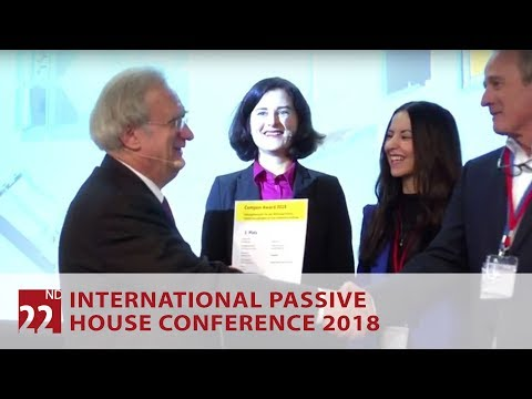 22nd International Passive House Conference 2018