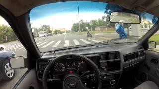 Ford Sierra OHC на карбах Mikuni от спортбайка. (отсечка)(, 2013-07-01T17:40:58.000Z)