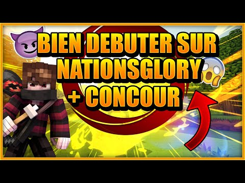 [TUTO NATIONSGLORY] BIEN COMMENCER + CONCOUR STUFF ONYX A WIN