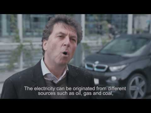 Electric vehicles in Norway powered by renewables