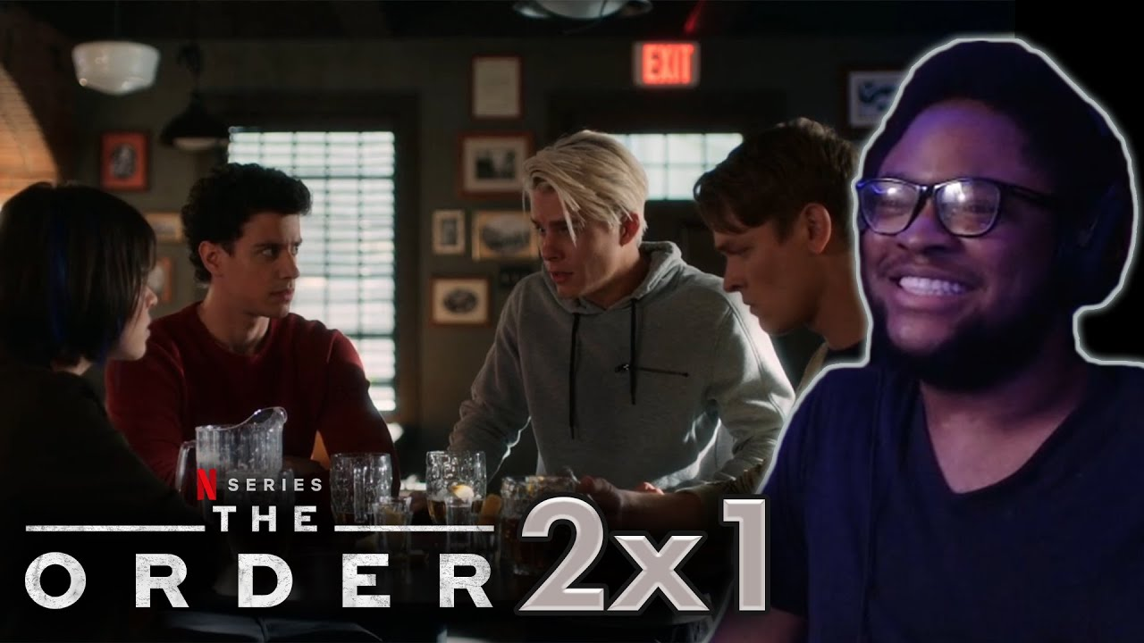 Download The Order Season 2 Episode 1 Reaction | I've missed this show