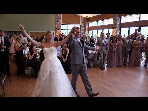 Emily & Brandin's Wedding - First Dance