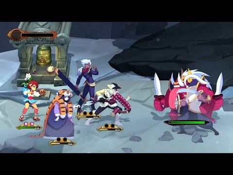 Indivisible, the action-RPG from the maker of Skullgirls, is coming in October | PC Gamer
