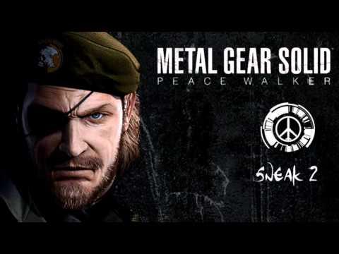 MGS Peace Walker - Sneak 2
