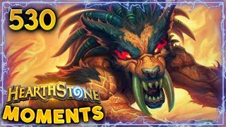 Howlfiend Combo Is INSANE!! | Hearthstone Daily Moments Ep. 530