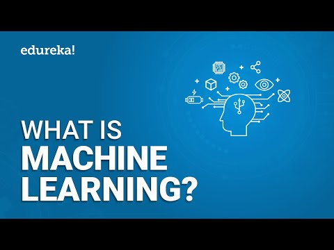 What is Machine Learning? | Machine Learning Tutorial