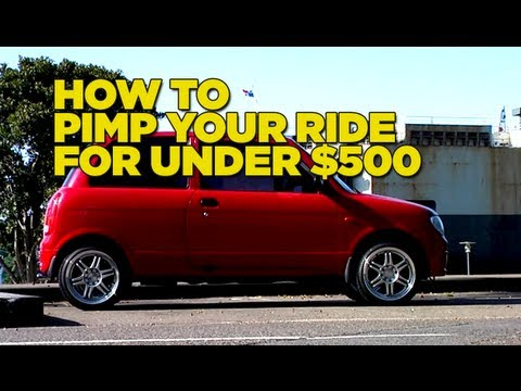 Thumbnail: Mighty Car Mods - How to Pimp your Ride for under $500