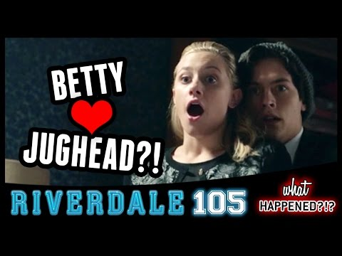 RIVERDALE Episode 5 Recap: New Jason & Polly Info, Betty & Jughead Flirting? | What Happened?!?