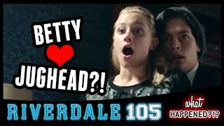 riverdale episode 5 recap new jason polly info betty jughead flirting   what happened