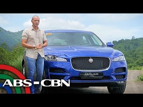 REV: Paolo Abrera Features The Jaguar F-Pace Prestige