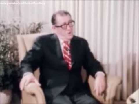 Former Dallas Mayor Earle Cabell interview 1973 - 10 years later