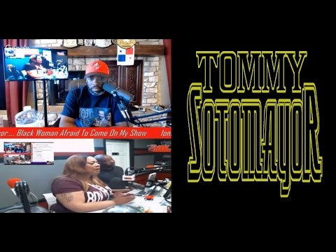 Tommy Sotomayor Goes Head To Head With Deb Antney, Waka Flaka's Mother In A Heated Exchange!