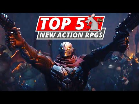 TOP 5 NEW ACTION RPG'S /DUNGEON CRAWLERS! Best Future Hack And Slash Games! 2019/2020