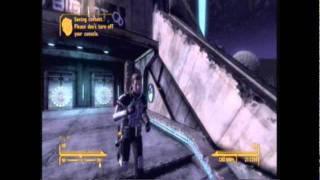 Fallout New Vegas-Hazmat Suit (Ghost Suit) Walkthrough