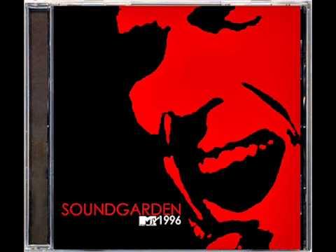 Soundgarden - Burden in My Hand (MTV Live 'N' Loud)