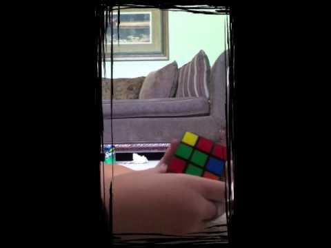 Solving My Rubik's Cube