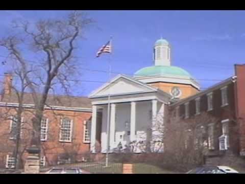 Massillon Library & Museum, Massillon, Ohio   March 21, 1985