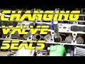 Valve Stem Seal Replacement | 1JZ 2JZ 7m | B16 B18 Honda| Valve Seals