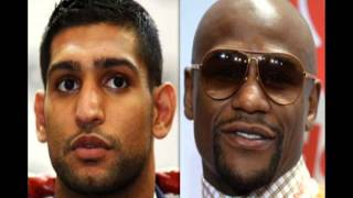 Mayweather Runs From Amir Khan To Fight Pacquiao