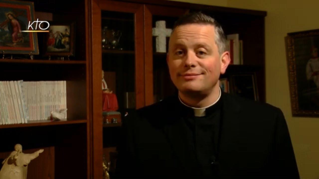 Mgr Bruno Valentin évêque auxiliaire de Versailles.