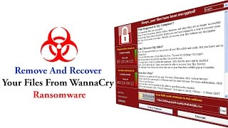 WannaCry Survival Guide:  Save your files from WannaCry and WannaCry 2.0 ransom virus