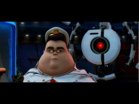 Wall-E - Mr. Blue Sky [HD]