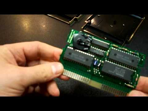 234, Replacing the batteries in NES, GBC, and GBA carts Solder free