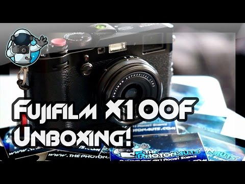 Fujifilm X100F - Unboxing and my first thoughts!
