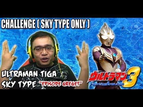Ultraman Fighting Evolution 3 Ps2 Ultraman Tiga Sky Type Challenge