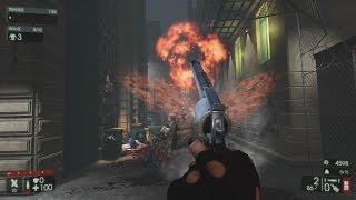 Killing Floor 2: HoE Hostile Grounds Single Pistols Gunslinger Challenge Long Game w/Patriarch