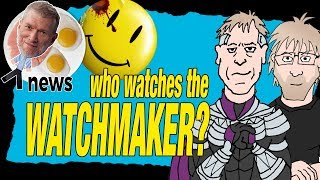 Who Watches the Watchmaker? (feat. Ozymandias Ramses II) - (Ken) Ham & AiG News
