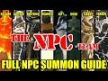 Dark Souls Remastered: NPC Coop Summon Guide