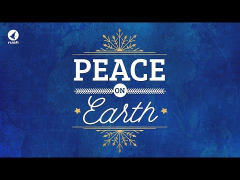 Peace on Earth - Outreach Christmas Celebration - snippets