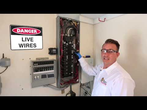 Electrical Panel Safety